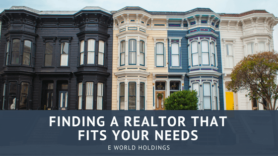 Finding a Realtor that Fits Your Needs